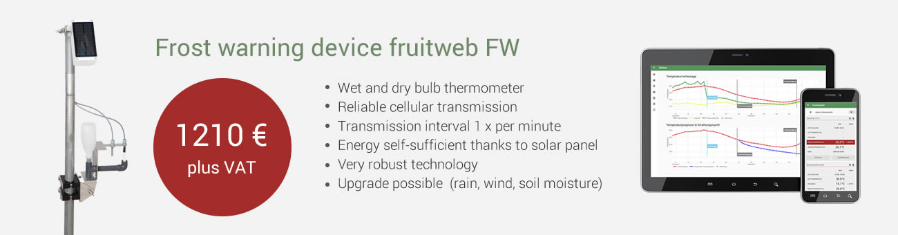 fruitweb FW offer